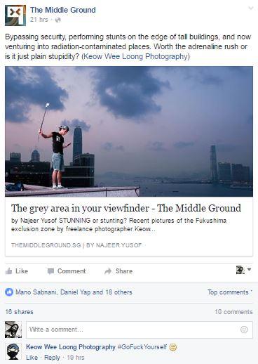 via Facebook/TheMiddleGroundSG