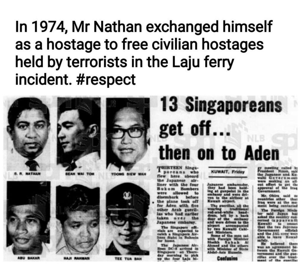 SR Nathan Laju hostage incident